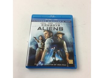 Cowboys & Aliens, Film, Blu-ray, Action, 2011