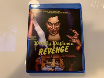 Deadly Daphne's Revenge (Vinegar Syndrome, US Import, Regionsfri)