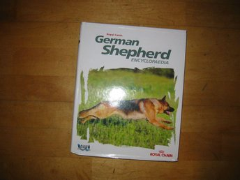 German Shepherd encyclopaedia Schäfer encyklopedi