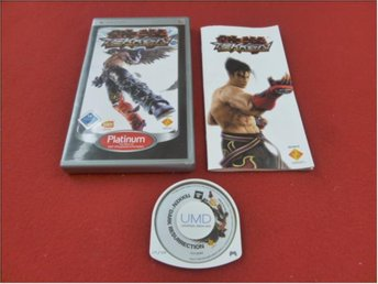 TEKKEN DARK RESURRECTION till Sony PSP