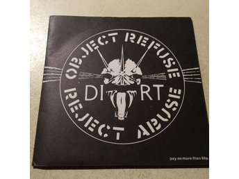 dirt object refuse reject abuse