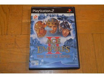Age Of Empires 2 II The Age Of Kings Playstation 2 PS2 - Töre - Age Of Empires 2 II The Age Of Kings Playstation 2 PS2 - Töre