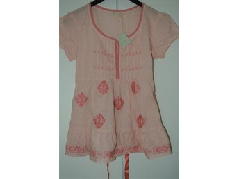 NY - ODD MOLLY WowGirl blouse Tunika M315-306 Dark Light peach stl 2 nypris1195