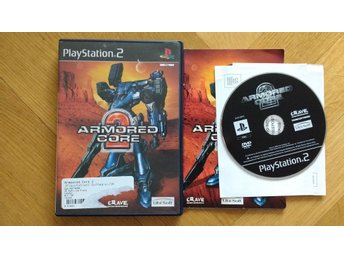 PlayStation 2/PS2: Armored Core II 2