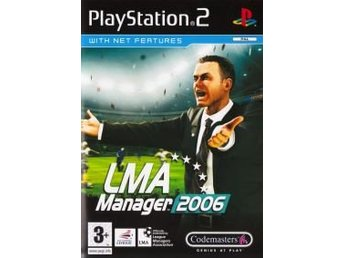 PS2 - LMA Manager 2006 (Beg)
