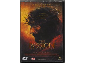 THE PASSION OF THE CHRIST - DVD (INPLASTAD)