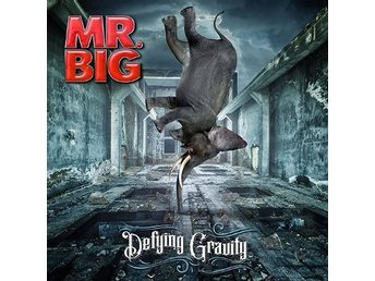 Mr Big: Defying gravity 2017 (Deluxe/Digi) (CD + DVD)