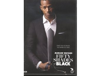 Fifty shades of black (1-disc)