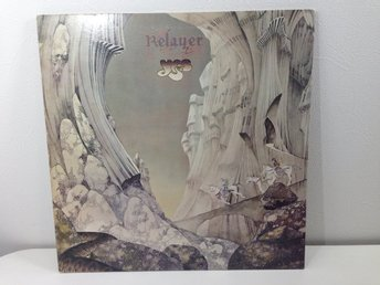 YES - Relayer (P-6527A) japanpressning LP o44