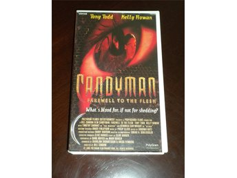 VHS - Candyman - Farewell to the flesh