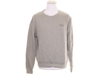 Helly Hansen, Sweater, Strl: L, Grå