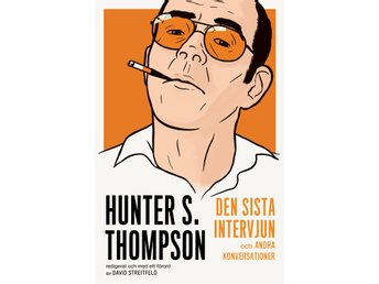 Hunter S. Thompson 9789187193385