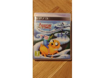 Adventure Time, the secret of the nameless PS3 kingdom