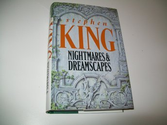 Stephen King - Nightmares & Dreamscapes  ( Nattmaror och drömlandskap) Engelsk