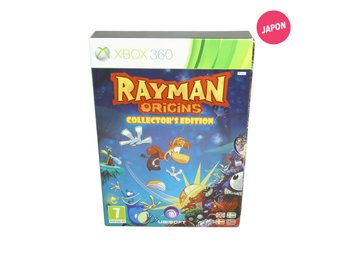 Rayman Origins Collector's Edition (Nordisk / 360)