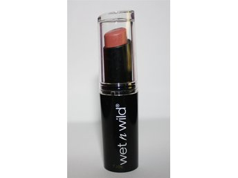 Wet 'n Wild MegaLast Lip Color Lipstick Bare It All