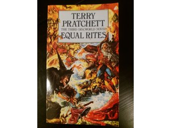 "Terry Pratchett ""Equal Rites"" Discworld pocket"
