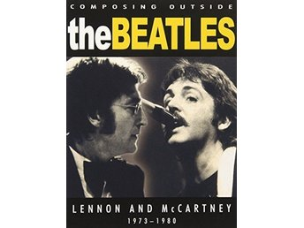 THE BEATLES-Ny DVD-Composing Outside-Lennon And McCartney 1973-1980-139 Minutes