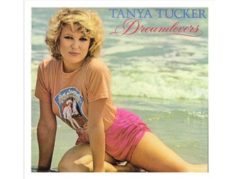 TANYA TUCKER - Dreamlovers - LP (1980)