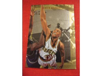 TONY BATTIE -  RC - SP AUTHENTIC 1997-98 - DENVER NUGGETS - BASKET
