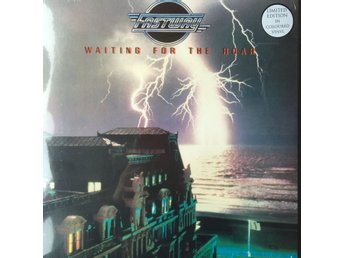 FASTWAY - WAITING FOR THE ROAR NY FÄRGAD VINYL LIMITED