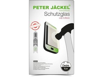 Tempered Glass for HTC Desire Eye PETER JÄCKEL HD ON1955