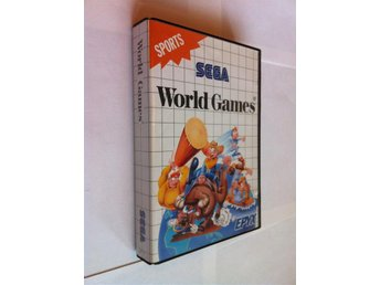 Master System: World Games