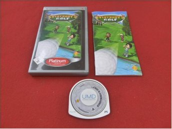 EVERYBODYS GOLF till Sony PSP