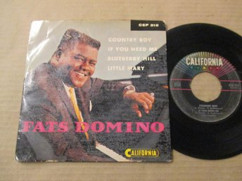 "Fats Domino ""Country Boy"""
