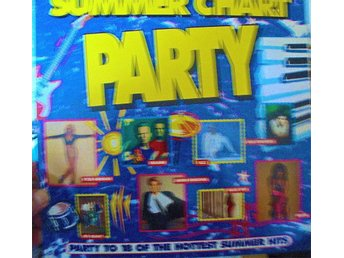 Summer chart party  Vinyl-Lp