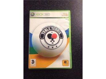Table Tennis. Xbox 360. - Jönköping - Table Tennis. Xbox 360. - Jönköping