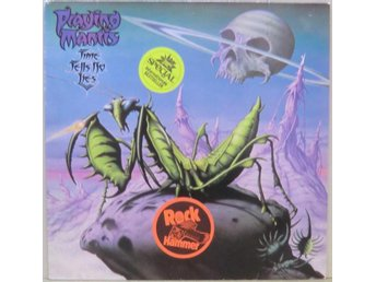 Praying Mantis-Time tells no lies / LP (Arista - Germany)