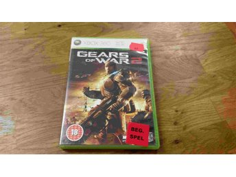 GEARS OF WAR 2 XBOX 360 BEG