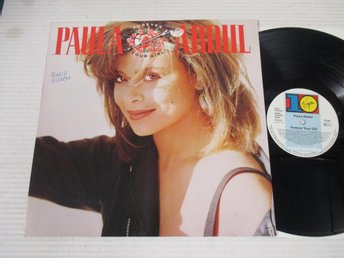 "Paula Abdul ""Forever Your Girl"""