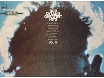Bob Dylan: Bob Dylan's Greatest Hits - Vol. III