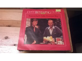 David Bowie & Bing Crosby - Peace On Earth, Little Drummer Boy, EP