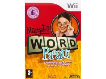 Wii - Margots Word Brain (Beg)