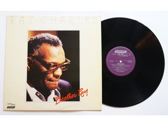 ** Ray Charles ?– Brother Ray  **
