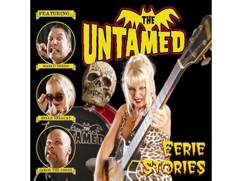 Untamed - Eerie Stories LP