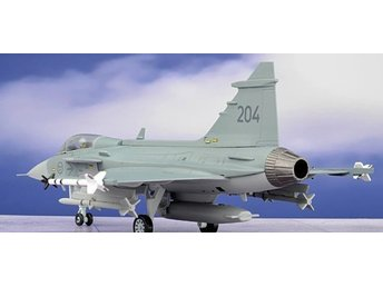 Aviation 72 - Swedish Air Force JAS 39A Gripen - 1/72 scale. Nice!