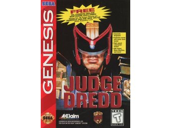 Judge Dredd (Komplett) (USA) (Beg)