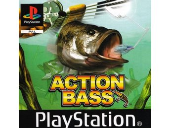 Action Bass - Playstation PS1