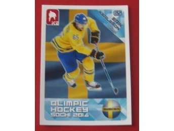 2014 ICE Olimpic hockey Sochi Erik Karlsson # 27