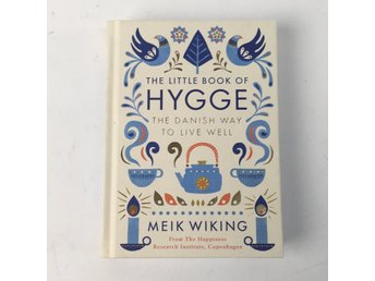 Bok, The little book of Hygge