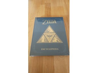 The Legend of Zelda Encyclopedia - Ny/Inplastad