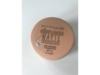 Maybelline dream matte mousse foundation Fawn 40  SPF 15