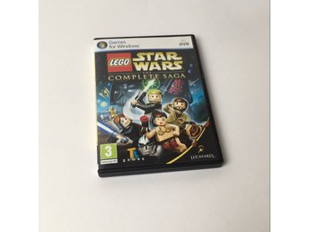 Games For Windows, Datorspel, LEGO star wars - the complete saga