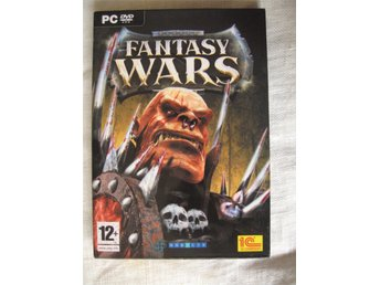 Fantasy wars PC CD ROM 2007
