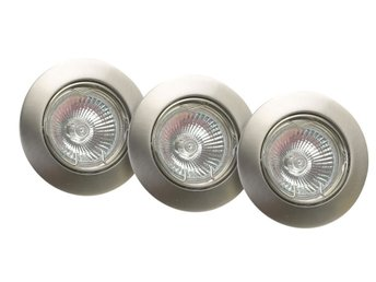 12x Proove Downlight IP23 GU5,3, vippbar, 3-pack