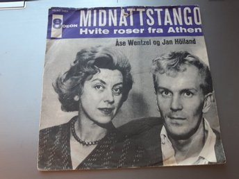 ÅSE WENTZEL OG JAN HØILAND, SINGLE  1962